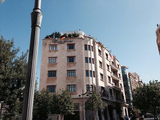 Etoile Suites Hotel: Etoile Suite Hotel view