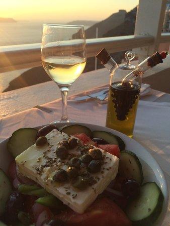 Ampelos Greek Restaurant & Wine Bar: Yum!