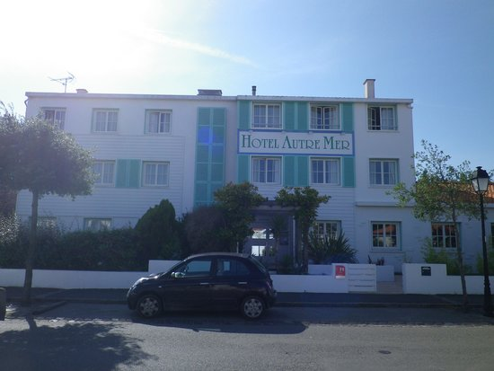 H tel autre mer picture of hotel autre mer noirmoutier en l 39 ile tripadvisor - Hotel noirmoutier en ile ...