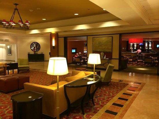 Bethesda Marriott: Lobby
