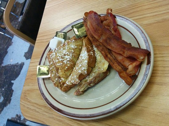 Grand Canyon Coffee and Cafe : French toast