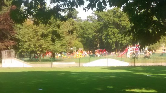 Mote Park: Play Area