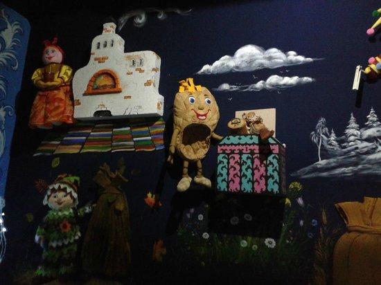 Ded Moroz Estate: В доме Деда Мороза