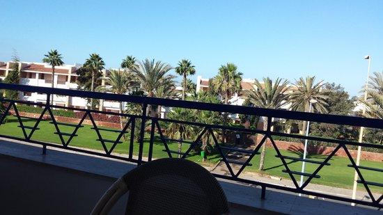 Golden Beach Appart-Hotel : vue