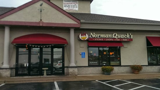 Norman Quacks