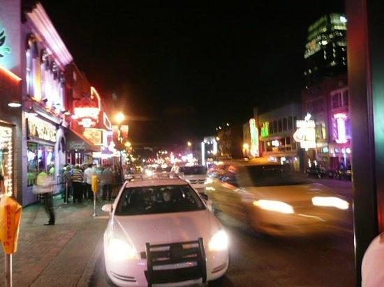 Downtown Nashville: Downtown