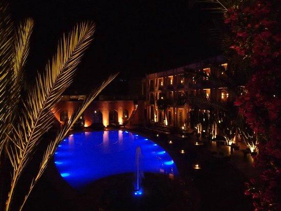 Le Medina Essaouira Hotel Thalassa Sea & Spa - MGallery Collection: vue de la chambre