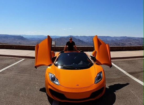 Vegas Luxury Rides: Love it!