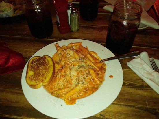 J.T. Hannah's Kitchen: Chicken Parmesan
