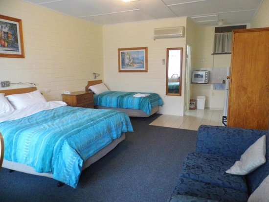 Best Western Melaleuca Motel: Room 11