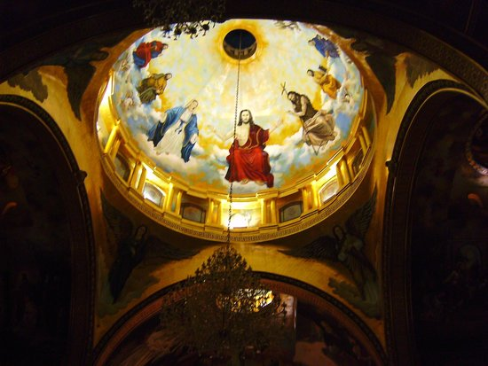 The Heavenly Cathedral : Inside