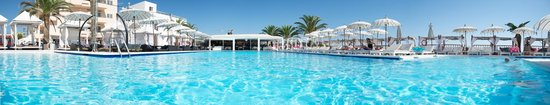 Jacaranda Lounge: Jacaranda Pool // Panoramic view