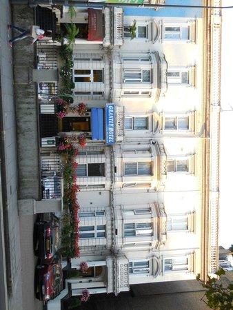 Grantly Hotel : Foto Hotel ingresso