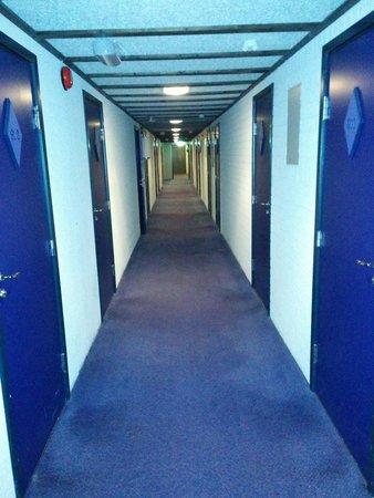 Hotel Geiranger: Partie commune
