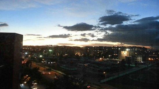 Holiday Inn Bogota Airport: Sunset