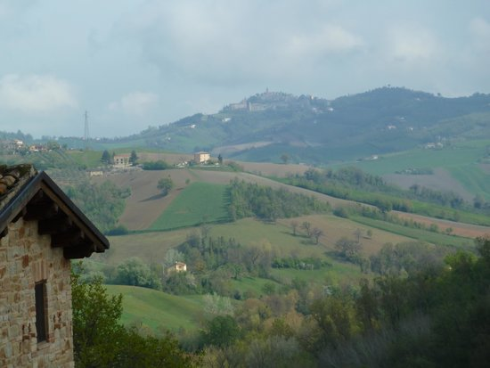 Agriturismo Ramuse: The closest town - Force
