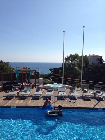 Pool Picture Of Best Western Plus La Rade Cassis Tripadvisor