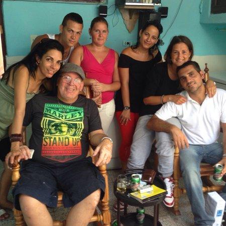 Casa Grillo: Che Famiglia... La mia famiglia Cubana.....