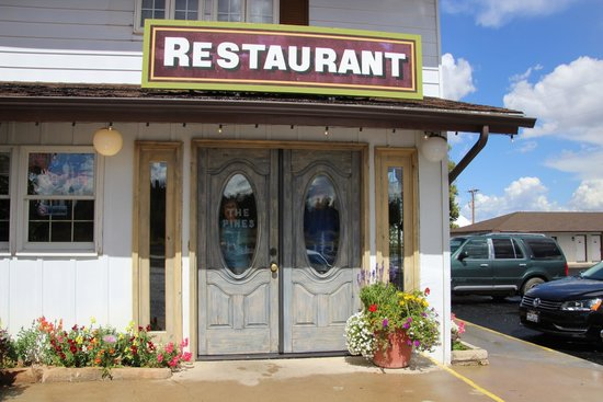Bryce Canyon Pines : One of the Top Restaurants in The Bryce Canyon Area!