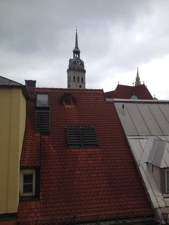 Hotel Am Markt : view from room 65