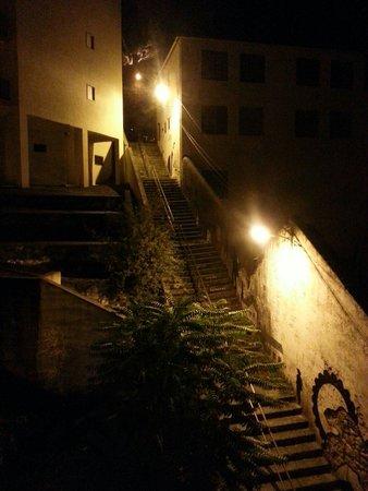 Escadas da Trapa