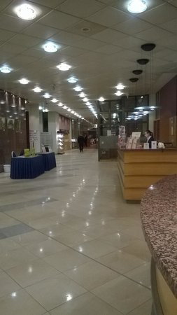 Danubius Hotel Helia : reception