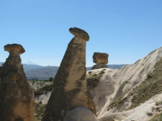 New Goreme Tour - Day Tours: rocks formation