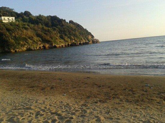 Bacoli, Italy: Spiaggia capo miseno
