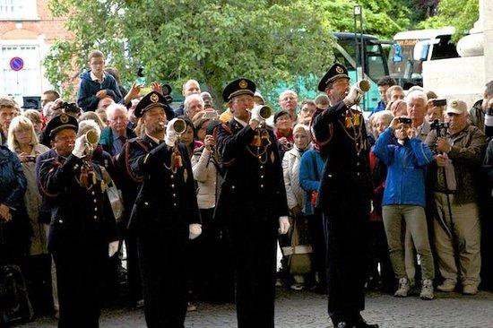 Great War Battlefields Tour Brugge
