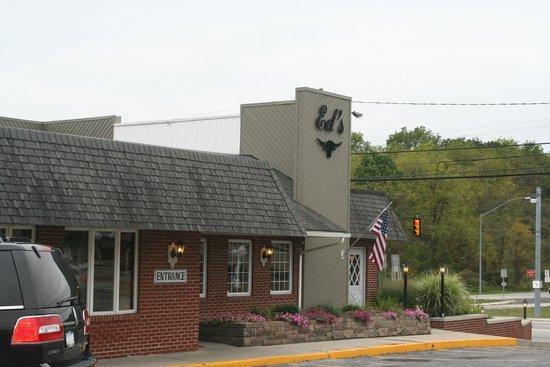 Ed's Steakhouse : Main Building
