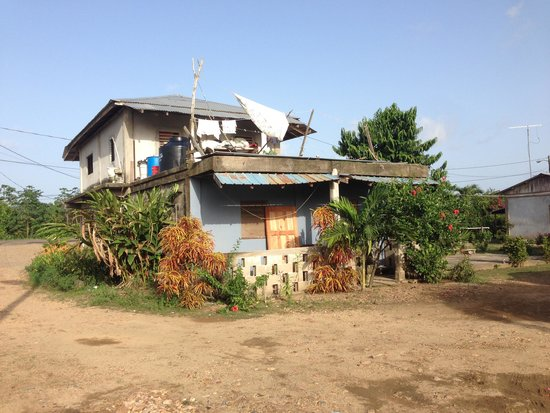 Tutzil Nah Cottages: Outside View