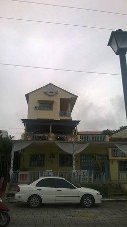 Hotel Casona de la Isla: fachada del hotel