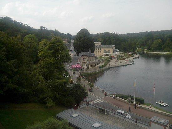 Hotel du Beryl : Chambre vue sur le lac 4ème étage