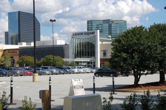 Entrance to Lenox Square - Picture of Lenox Square, Atlanta
