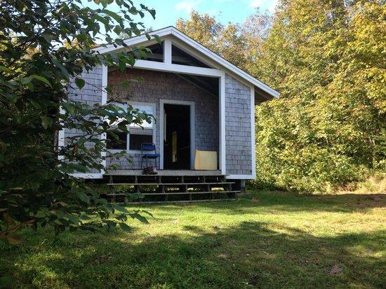 Cape Chignecto Provincial Park Arch Gulch Cabin –TripAdvisor