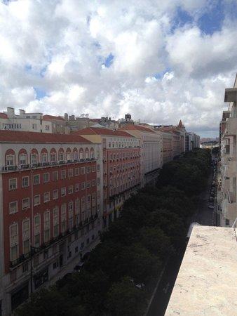 Residencial Horizonte: Vista dalla 703