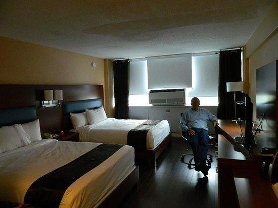 Hotel Espresso Montreal Centre-Ville/Downtown : chambre standard