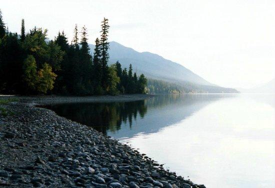 Logan Pass: Lake McDonald