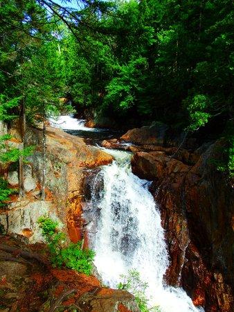 North Country Inn B&B: Small Falls