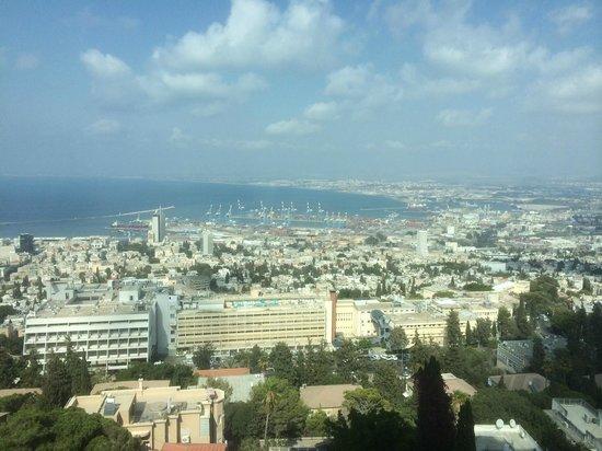 Crowne Plaza Hotel Haifa: Room View