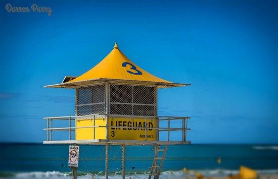 Reflection on the Sea: Coolangatta Beach - 5 minutes walk