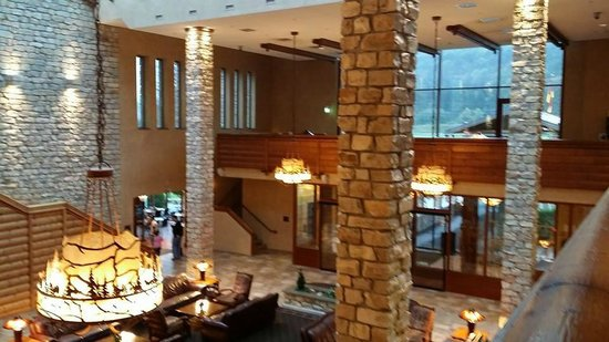 Edelweiss Lodge and Resort : Lobby