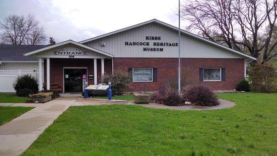 Kibbe Hancock Heritage Museum