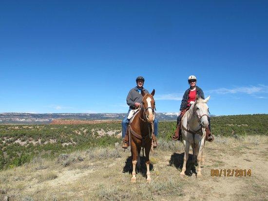 Red Reflet Ranch: Horseback riding