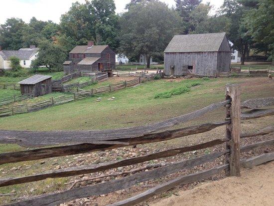 Old Sturbridge Village: Village