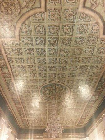 Hotel Boutique Santa Lucia: ceiling