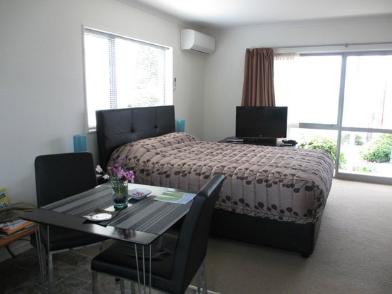 Bluff Ocean Vista Accommodation: Modern style