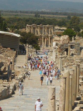 TTC Day Tours, Istanbul : Ephesus Ancient City