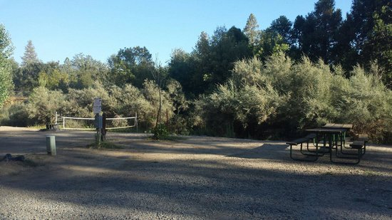 High Sierra RV Park & Campground: Play area.