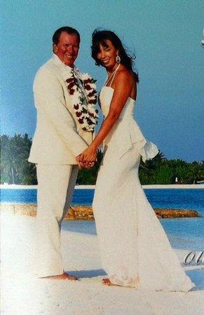 Naladhu Private Island Maldives: the new couple